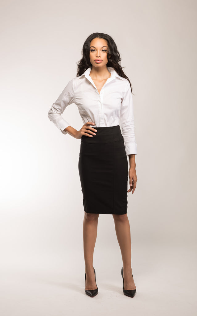 Brielle Pencil Skirt
