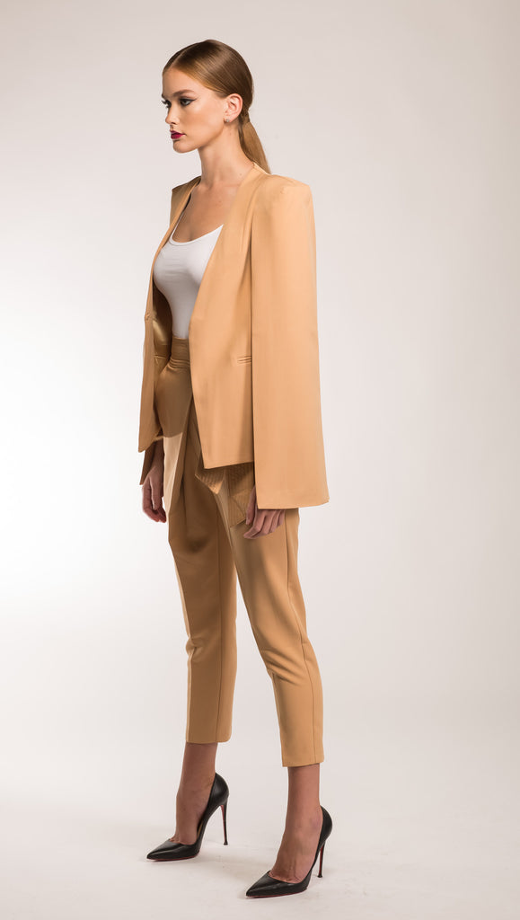 High Demand Cape Blazer
