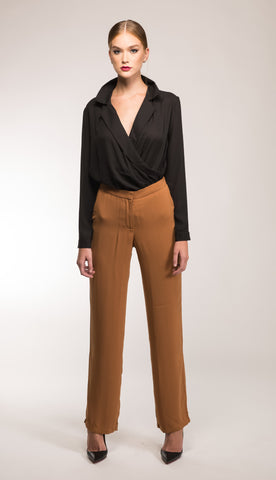 Amanda Wide Leg Trousers
