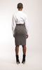 Analysis Suit Pencil Skirt