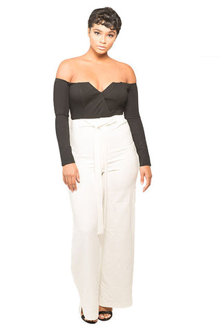 Brooklyn Wide Leg Trouser