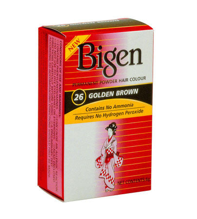 Bigen Hair colour (powder)