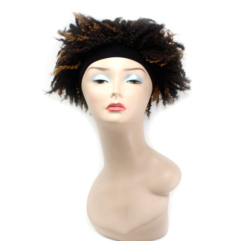 AFRO KINKI BAND SYNTHETIC HAIR WIG BY ELYSEE STAR - Elysee Star