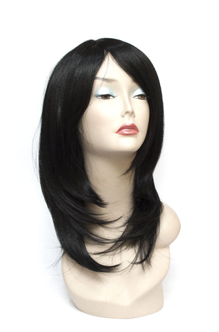 1st Lady Lace front Synthetic Hair Wig - high heat resistant fibre - Agatha - Elysee Star