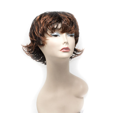 Angi Flip Braided Elysee Star Synthetic Hair Wig - Elysee Star