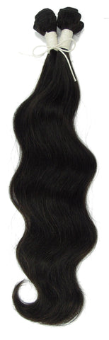Peruvian Unprocessed Human Hair Weft Body Wave 18""