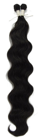 Peruvian Unprocessed Human Hair Weft Body Wave 26""