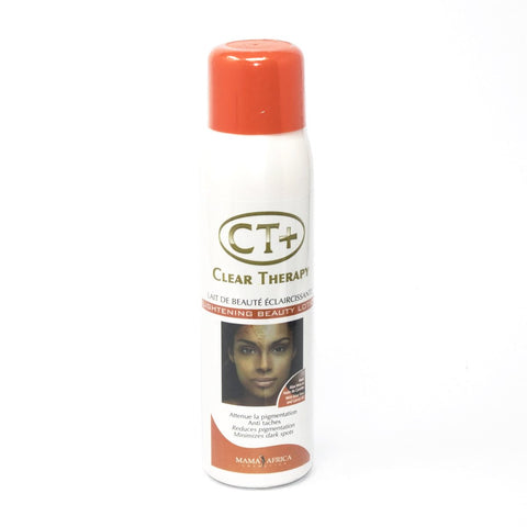 CT+ Clear Therapy Lightening Beauty lotion by Mama Africa - Elysee Star