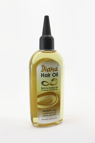 Diana Hair Oil- Rich in Snake Oil - Elysee Star
