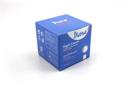 Diana Night Cream - Elysee Star