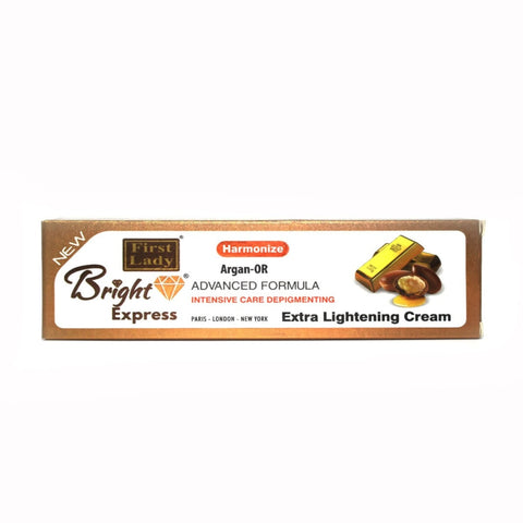 First Lady Bright Express Argan - OR  Extra Lightening Cream (tube) - Elysee Star
