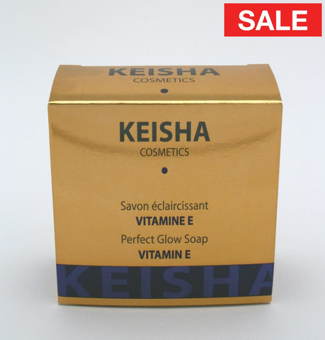 Keisha Perfect Glow Vitamin E Soap - Elysee Star