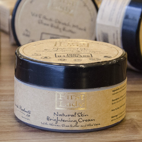 First Lady Handmade Natural Skin Brightening Cream - Elysee Star