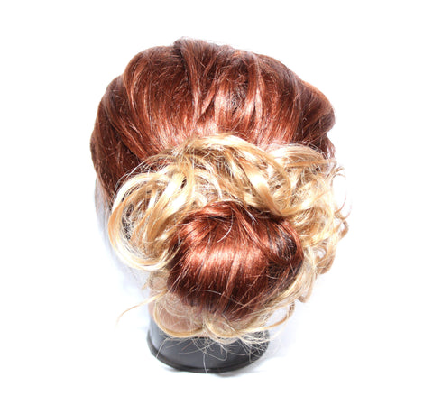 1ST LADY PONY HOLDER HAIR Extensions Scrunchie - Elysee Star