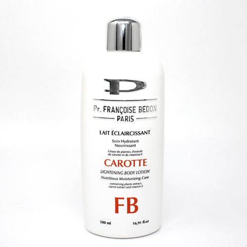 Pr. Francoise Bedon Carrot Lightening Lotion
