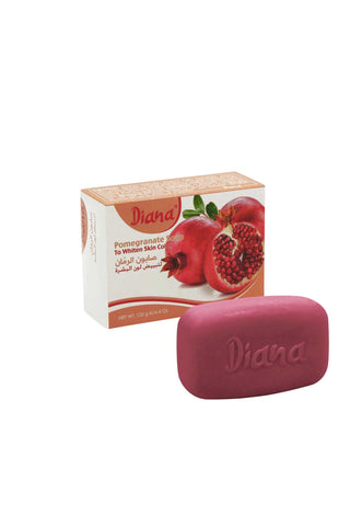 Diana Pomegranate Soap - Elysee Star