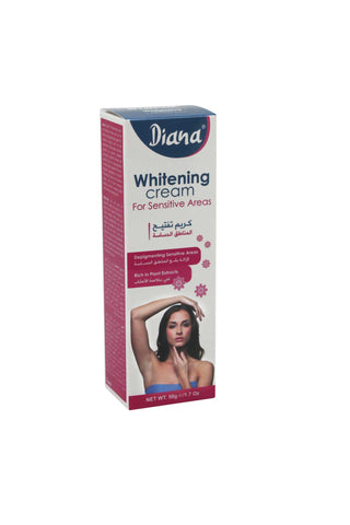 Diana Whitening cream (sensitive skin)