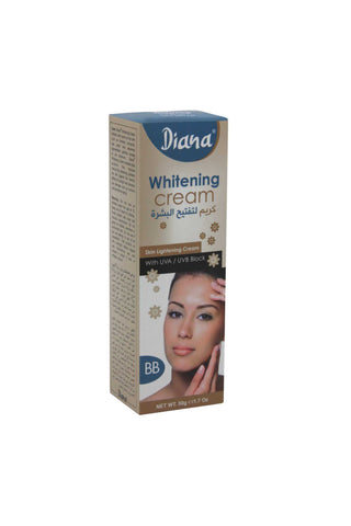 Diana Whitening Cream (BB) (Tube) - Elysee Star