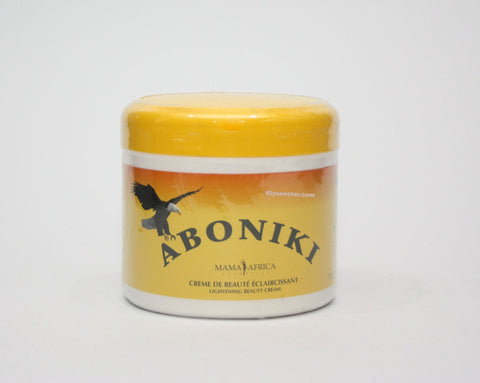 ABONIKI skin lightening beauty cream