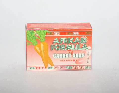African Formula Carrot Soap (85g)