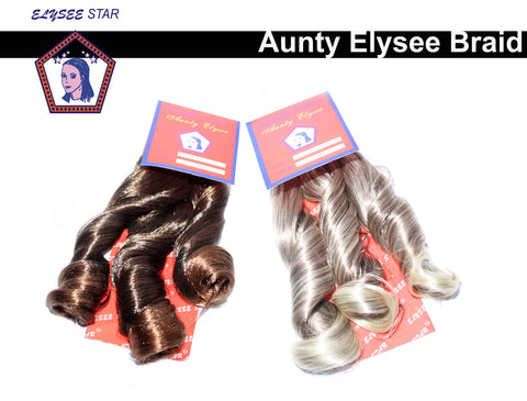 Elysee Star Aunty Elysee Braid (3In1) - Elysee Star