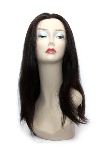 Brazilian Human Hair Lace Front Wig - Abigail - Elysee Star