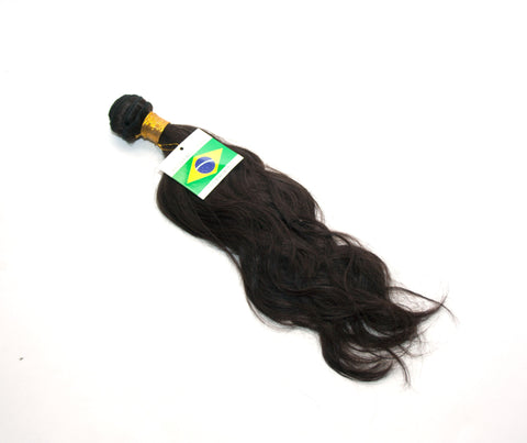 BRAZILIAN HUMAN HAIR WEFT FOR WEAVING  (Loose curl) - Elysee Star
