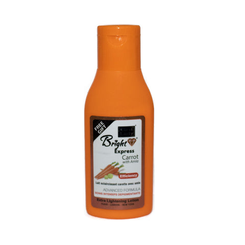 FREE SAMPLE - First Lady Bright Express Carrot with Amla Lightening Lotion 30ml - Elysee Star
