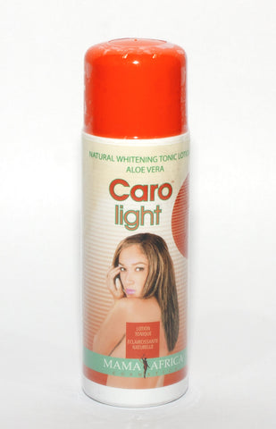 Caro Light Natural Whitening Tonic Lotion by Mama Africa