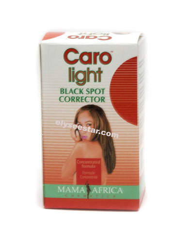 Caro Light Black Spot Corrector by Mama Africa
