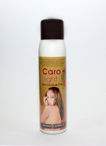 Caro Light Cocoa Butter lotion