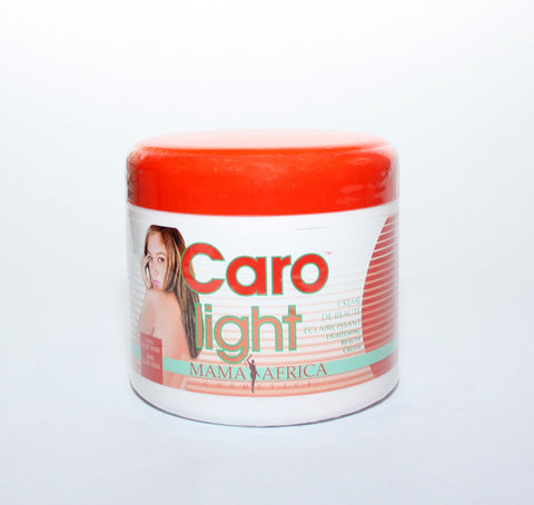 Caro Light Lightening Beauty Cream (Jar) by Mama Africa - Elysee Star