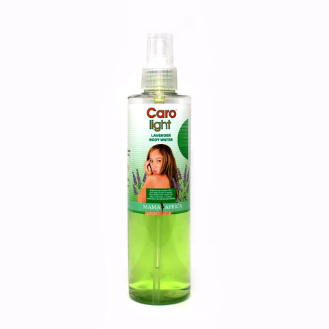 Caro Light Lavender Body Water by Mama Africa - Elysee Star