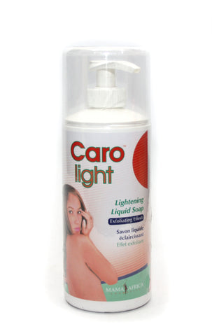 Caro Light Lightening Liquid Soap (pump) by Mama Africa - Elysee Star