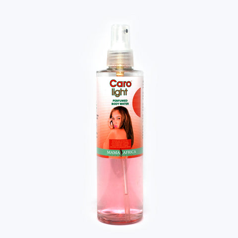 Caro Light Perfumed Body Water by Mama Africa - Elysee Star