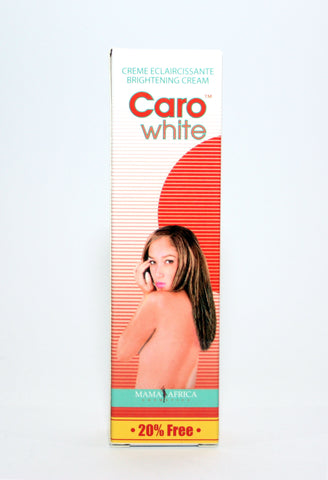 Caro-White Brightening Cream (Tube) by Mama Africa - Elysee Star