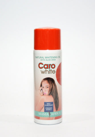 Caro-White lightening Whitening Oil With Aloe Vera by Mama Africa - Elysee Star