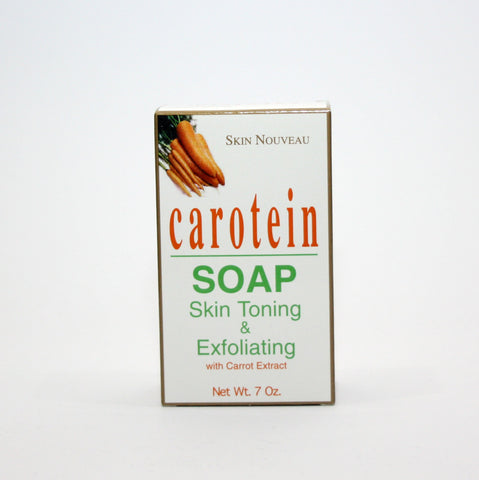 Carotein Skin Toning & Exfoliating Soap