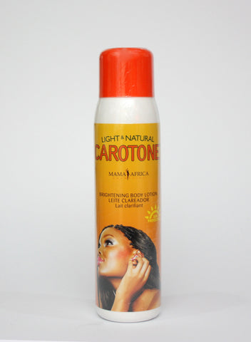 Carotone Brightening Body Lotion by Mama Africa - Elysee Star