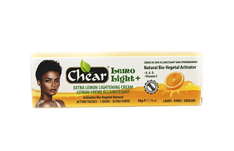 Chear Lemo Light+ Extra Lemon Lightening Cream (tube) - Elysee Star