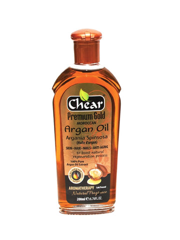 Chear Premium Gold Argan Oil