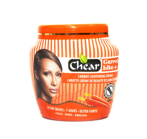 Chear Carrot Lite +  Carrot Lightening Cream
