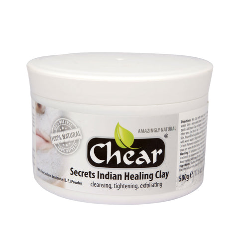 Chear Indian Healing Clay - Elysee Star