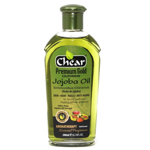 Chear Premium Gold Jojoba Oil - Elysee Star