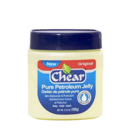 Chear Pure Petroleum Jelly Skin Moisturiser & Protectant - Elysee Star