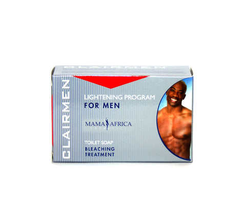 CLAIRMEN lightening program soap by Mama Africa - Elysee Star