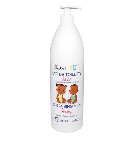 Nutriclair Nutri Kids Cleansing Milk - Elysee Star