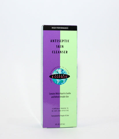 Clear Essence Antiseptic Cleanser - Elysee Star
