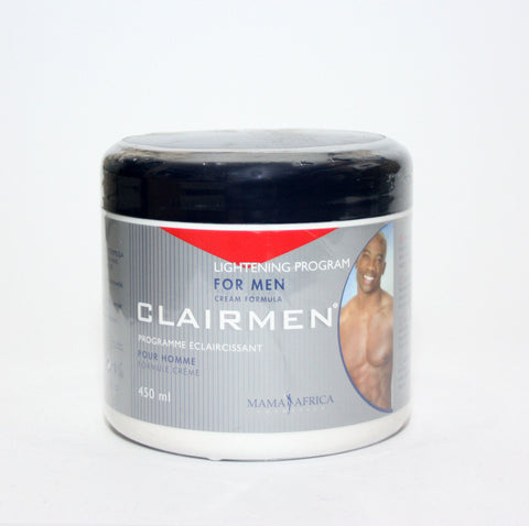Clairmen Lightening Cream (Jar) by Mama Africa - Elysee Star