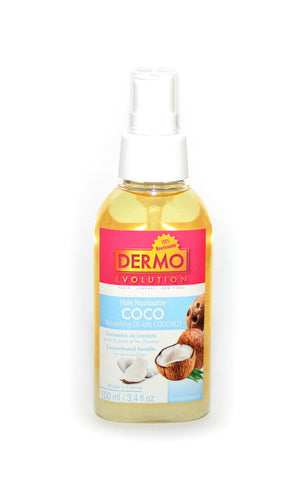 Dermo Evoloution Coconut Oil - Elysee Star